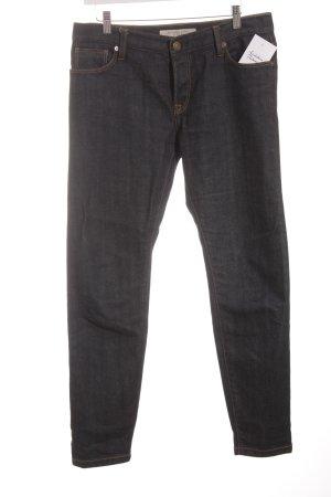 """Burberry Jeans coupe-droite """"Brit"""" bleu foncé"""