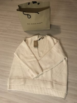 Burberry London Sudadera de cachemir multicolor Cachemir