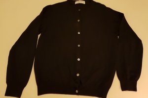 Burberry Knitted Cardigan black