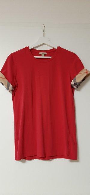 Burberry T-Shirt raspberry-red