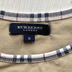 Burberry London Camiseta beige-camel Algodón