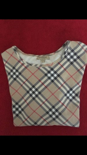Burberry T-shirt typisches Muster