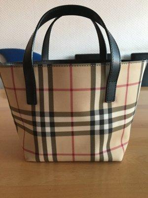 Burberry Tasche wie neu im klassischen Muster von Burberry