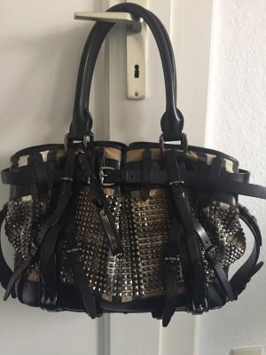 BURBERRY The Studded Bag