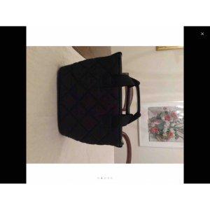 Burberry Handbag black cotton