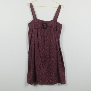 Burberry Pinafore dress multicolored cotton