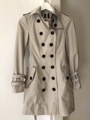 Burberry Trench Coat light grey
