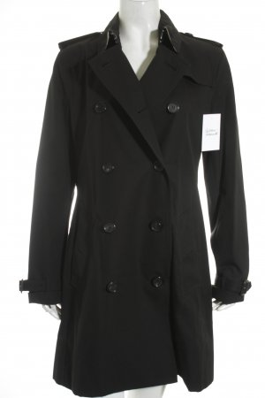 "Burberry Trenchcoat ""Burberry London Kensington Mid Trench Coat Black """