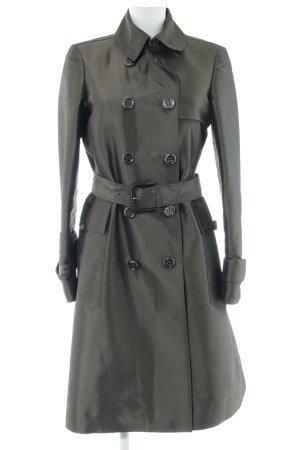 Burberry Trenchcoat khaki zakelijke stijl