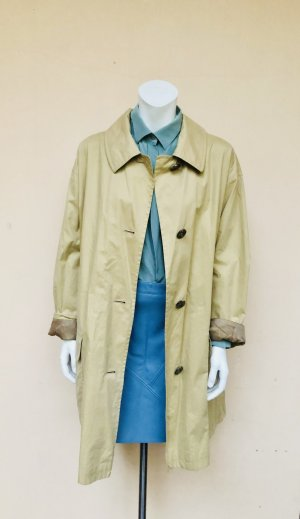 Burberry Trenchcoat Gr.38,40,42 Jacke Mantel Regenjacke Beige Karo Oversize Vintage