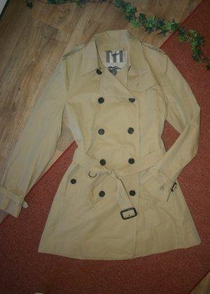 Burberry Trenchcoat Gr.42/M 44/L UK16/14 honey/honig beige Kensington Mantel