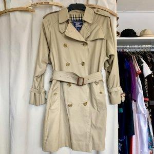 Burberrys' Trenchcoat beige coton