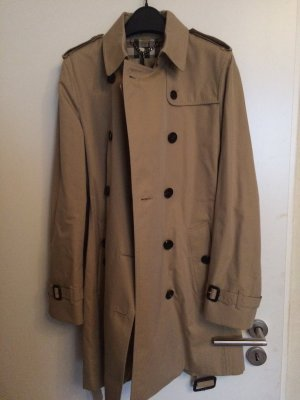 Burberry Trenchcoat Kensington Mid Honey