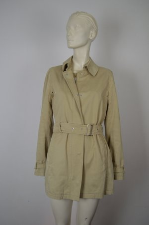 Burberry Trenchcoat brun sable coton