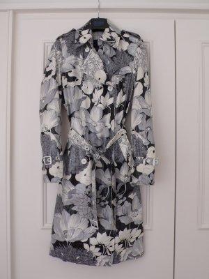 Burberry Trenchcoat / Regenmantel mit Blumenmuster