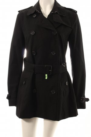 "Burberry Trenchcoat ""The Kensington"" schwarz"