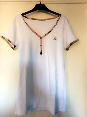 Burberry T-shirt wit
