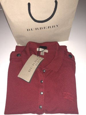 Burberry Polo shirt rood