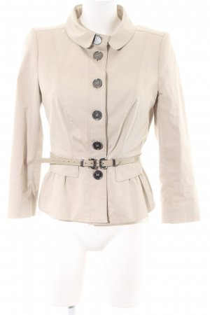 Burberry Between-Seasons Jacket natural white casual look