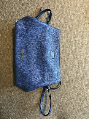 Burberry Crossbody bag blue leather