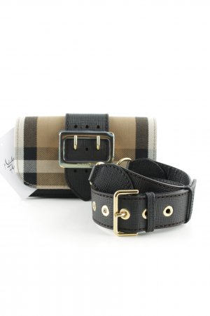 "Burberry Bandolera ""Buckle Crossbody Bag Black"""