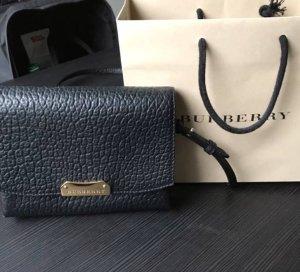 Burberry Gekruiste tas zwart-goud Leer