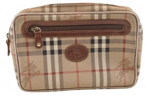 Burberry Vintage Clutch Bag