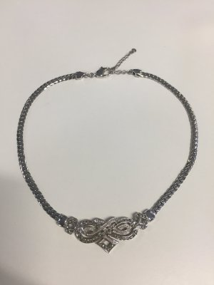 Burberry Jewelry silver-colored metal