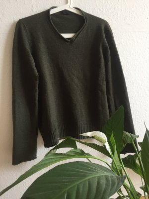 Burberry - Vintage dark green sweater