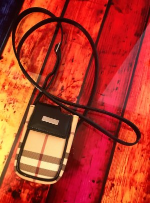 Burberry Vintage Handy Tasche
