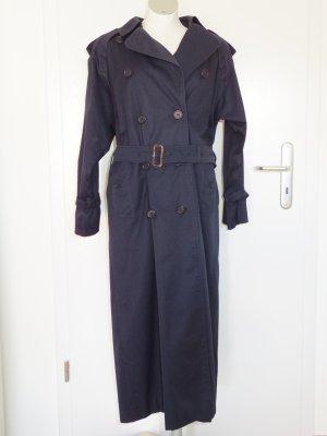 Burberry Vintage Mantel schwarz