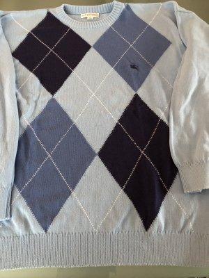 Burberry Maglione girocollo multicolore Cotone