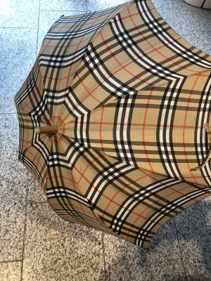Burberry Walking-Stick Umbrella multicolored