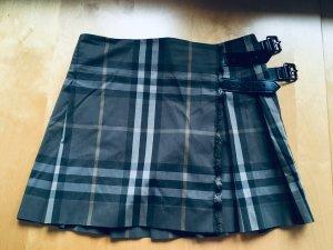 Burberry Brit Plaid Skirt multicolored cotton