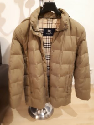 Burberry Giacca invernale color cammello