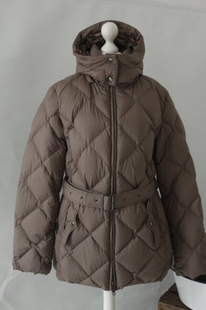 Burberry Winterjacke Parka Gr. L taupe