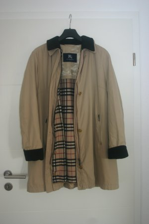 Burberry Between-Seasons-Coat multicolored