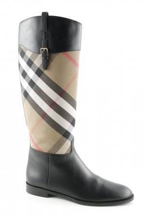 "Burberry Stivale invernale ""Copse Boots Black"""