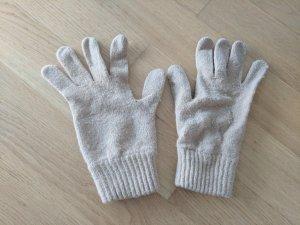 BURBERRY Woll- Handschuhe