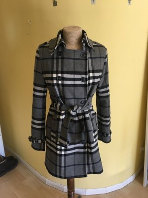 Burberry Woll Mantel Gr. L top Zustand