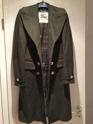 Burberry Wool Coat khaki