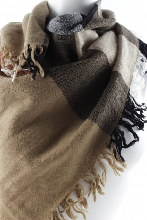 "Burberry Wollen sjaal ""Colour Check Wool Scarf House Check"""