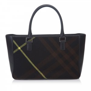 Burberry Wool Handbag