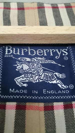 Burberrys Herrenmantel by London