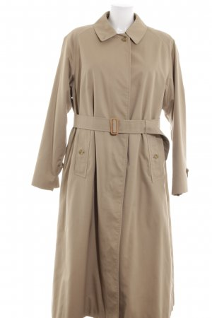 Burberrys' Trenchcoat wollweiß Casual-Look
