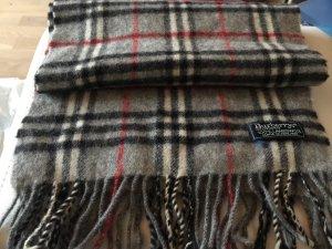 Burberrys of London Woolen Scarf multicolored