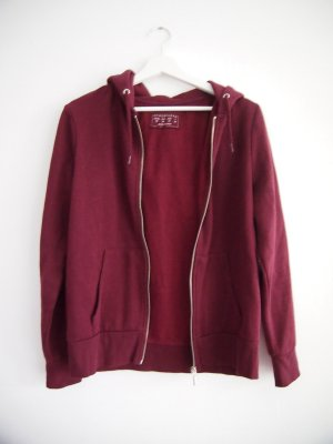 Atmosphere Hoody carmine-purple polyester