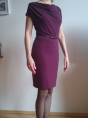 Burgundy red dress by Esprit