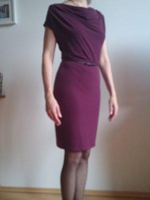 Burgundy red dress by Esprit