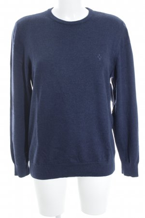 Burlington Sweatshirt petrol Casual-Look